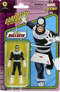 """Kenner Marvel Daredevil Retro 3.75"""" Figures - Marvel's Bullseye"""