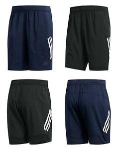 Adidas Mens 4KRFT Tech Woven 3-Stripes Shorts Sports Training Gym Running Shorts