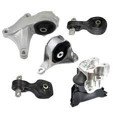 For 2012-2014 Honda CR-V 2.4L Set New 5PCS Engine Motor & Transmission Mount