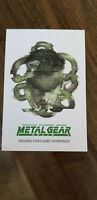 2019 SDCC COMIC CON EXCLUSIVE MONDO METAL GEAR ORIGINAL GAME PROMO CARD