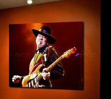 Stevie Ray Vaughan Poster 16x20 inch Photo '80s Live Concert Pro Canon Print 3