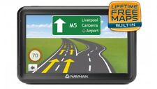 "Brand NEW Navman MOVE85LM 5"" Touch GPS with Speed and Premium Safety Alerts"