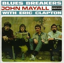 John Mayall, John Ma - Blues Breakers with Eric Clapton [New CD]