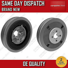 FORD GALAXY MK1 1995>2006 CRANKSHAFT PULLEY  2 YEAR WARRANTY *BRAND NEW*