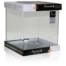 Aquarium COCOON 3 (31 L) 30x30x35H, edles Nanoaquarium