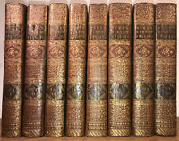 LEATHER Set;DAVID HUME's HISTORY OF ENGLAND! Printed in 1773! COMPLETE RARE!Gift