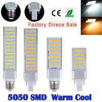 5W 7W 9W 11W 13W LED Spot Corn Light E27 G24 5050 SMD Downlight Energy Bulb Lamp