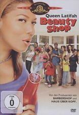DVD NEU/OVP - Beauty Shop - Queen Latifah, Alicia Silverstone & Andie MacDowell