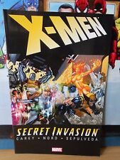 SECRET INVASION: X-MEN (First Printing 2009)  TPB