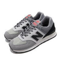 New Balance ML574JHV D Grey Black White Men Casual Shoes Sneakers ML574JHVD