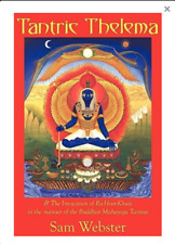 Tantric Thelema by Sam Webster (2010, Paperback)