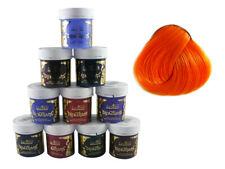 LA RICHE DIRECTIONS HAIR DYE COLOUR APRICOT ORANGE x 4 TUBS