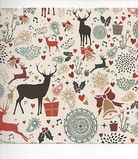 10 X A4 Sheets Christmas Snowmen Card Stock - 1st Class Post