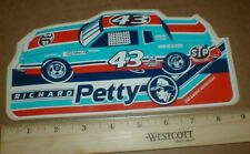 Richard Petty 1984 Pontiac Grand Prix Son of a Gun STP Racing Car Sticker Decal