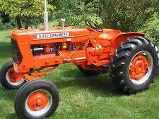 Allis Chalmers  D14 - D15 &D17 Tractors - Workshop / Service / Repair Manual.