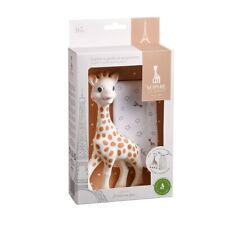 Sophie la Girafe Giraffe Greifling aus Naturkautschuk + Stoffbeutel Geschenk NEU