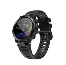 Smart Watch Black D13 Fitness Tracker IP67 Waterproof For iPhone Android Health