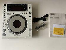 Pioneer CDJ 850 W white High-End DJ Player neuwertig mit CD Gewährleistung
