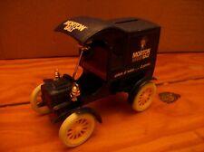 Ertl Morton Salt 1905 Ford Delivery Bank No Box