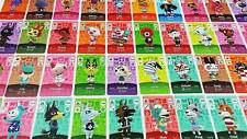 Animal Crossing Amiibo Cards (Series 1 - 4 + Welcome Series NFC Cards)