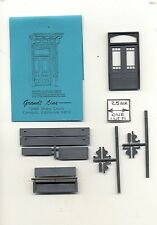 O (1/48) Scale - VICTORIAN RECESSED ENTRYWAY KIT - model 3622 Grandt Line