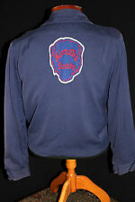 "Very Rare Collector'S 1950'S Vintage Gabardine ""Lionettes"" Club Jacket Size Med"