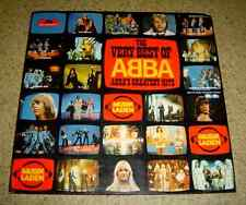 The Very Best Of ABBA - ABBA's Greatest Hits LP  Made In Germany,rare Gatefold