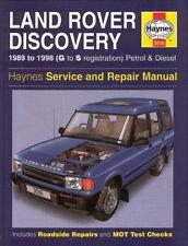 Land Rover DISCOVERY 1989-98 (3.5 3.9 V8+TDi) Reparaturanleitung workshop manual
