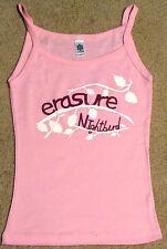 ERASURE Nightbird Baby Doll Tank Top T-Shirt Small