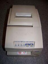 Epson TM-H6000III 014 TM H6000 III M147G 2 Station Thermal Receipt Printer-White