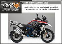 ADESIVI stickers MOTO KIT per BMW R1200GS 2017 FOX DSG2 R1200 GS