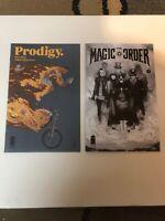 MAGIC ORDER #1- Surprise Scarce Variant 500 Print Run- NM Or Better+ PRODIGY #1