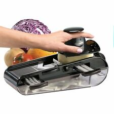 Easy to Use Mandoline Slicer - Safe Guard Grater Cutter Kitchen Gadget Mobility
