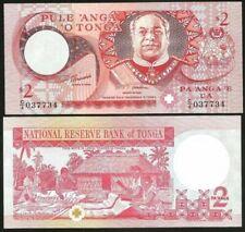 Billets de banque des Tonga