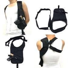 Sports Hidden Underarm Shoulder gun Holster Left Arm Pistol bag Pouch