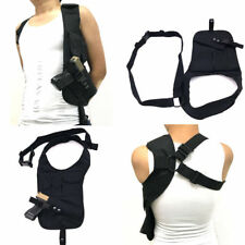 Military Hidden Underarm Shoulder Holster Left Arm Pistol Tactical Sports Pouch