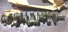 M715 M725 M724 Military Jeep Kaiser 230 Tornado Engine NOS Crankshaft