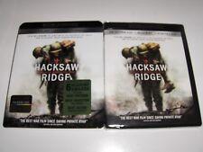 Hacksaw Ridge Ultra 4K Bluray/Bluray and Digital BRAND NEW/SEALED!*