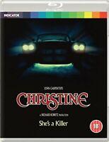 Christine (Blu-Ray) [DVD][Region 2]