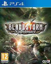 Videogioco Bladestorm: Nightmare Sony Playstation 4 ps4 Nuovo Inglese Sigillato