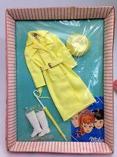 Barbie Vintage  Rain Coat  1963   NRFB MIB