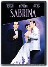 Sabrina DVD New Humphrey Bogart, Audrey Hepburn, William Holden, Walter Hampden