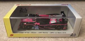 1/43 Spark Ligier JS P2 Nissan 35 Oak Racing Le Mans 2015 S4650 - Mint