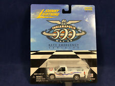 Johnny Lightning Indy 500 Race Emergency Vehicles Official Chevy Race Pickup