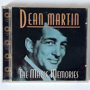 Dean Martin - The Magic Memories (CD Album, 1998 Prism) 31 Tracks