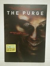 The Purge (DVD, 2013) With slipcover Horror