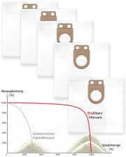 5 x Staubbeutel Filtersack / dust bags für Starmix 1245 1445 1455 1655