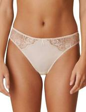 Marie Jo Axelle Rio Brief 0501770 Womens Luxury Knickers Pearled Ivory