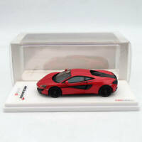 TSM Model 1/43 2015 Mclaren 570S Red Resin Limited Edition Collection Car