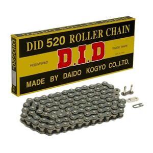 DID Standard Chain fits Husqvarna 125 WR Enduro 83-84 520 / 110 links